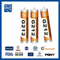 high class acrylic joint sealant gap filler silicone sealant