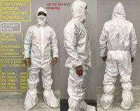 COVERALL / DISPOSABLE  MEDICAL  SUITES