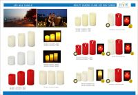 REALITY DANCING FLAME LED WAX CANDLE