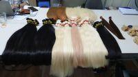 100% Remy HAIR BULK Vietnamese human hair extensions