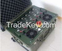 320W High Power GPS and WIFI and Cell Phone Multi Band Jammer