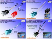heavy duty plastic snow shovel(G809)