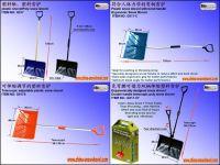 popular selling poly snow shovel(G817)
