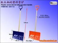 popular selling poly snow shovel(G817)