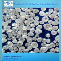 big sizes hpht rough white synthetic diamond from Zhengzhou sino crystal diamond