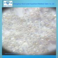 hpht rough synthetic diamond from China zhengzhou sino crystal superhard materials sales Co.ltd