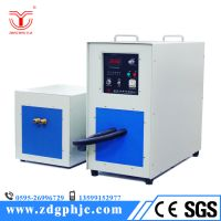 high frequency induction heating machine split design 35KW
