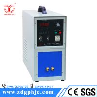 220V segment brazing machine 20KW soldering machine