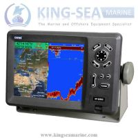 8 Inches Color LCD Compatible with C-MAP MAX Fishfinder GPS Navigator