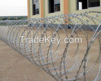 Hot selling  concertina razor barbed wire