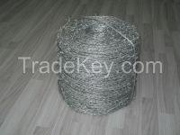 Single twist/double twist/traditional twist barbed wire
