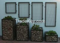 High Zinc Coating Galvanized Welded Gabion Baskets (CE/FACTORY)