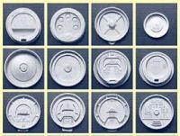 Plastic Coffee Cup & lid