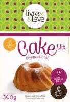 Gluten and Dairy Free Cornmeal Cake Mix