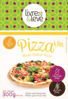 Gluten and Dairy Free Whole-Grain Pizza Mix