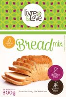 Gluten and Dairy Free Bread Mix