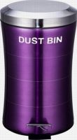 12L STAINLESS STEEL DUSTBIN (SOFT CLOSE LID)