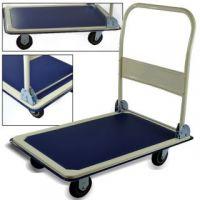 cargo transport trolley platform 4 wheel hand truck PH150