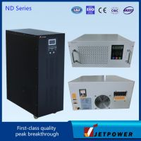 1kVA Electric Power Inverter 110Vdc with Isolation Transformer
