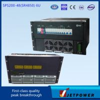 Rectifier System 220VAC/48VDC 200A Subrack 6U
