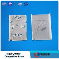 FTTH Box indoor Wall Mounting Resident Fiber Optical Distribution Box