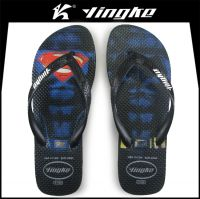 Cheap comfortable 2017 fashion beach rubber mens flip flop slippers summer