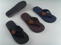 New custom various colors prinitng soft eva waterproof beach slippers flip flop men