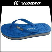 China cheap footwear eva beach slippers mens flip flops cheap wholesale