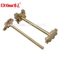 Non sparking Bung Wrenches, Safety Hand Tools