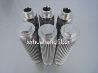 Supplie high performance cleanable stainless steel polymer melt filter element