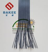 Uncovered Rubber Latex Thread for Textile
