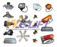WE-LIFT FORKLIFT ACCESSORIES AND COOLING PARTS