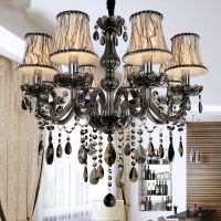 New Modern led crystal chandeliers