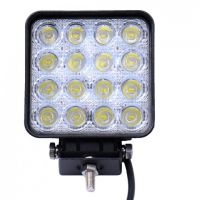 48W 4800LM IP65 LED Work Light for Indicators Motorcycle Driving Offroad Boat Car Tractor Truck 4x4 SUV ATV Flood 12V