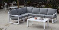 Outdoor Furniture Garden Furniture Set Full Aluminium Modular Sofa Set