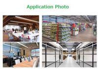 LED Linear Line Light For Supermarket, Warehouse, Office, Shop