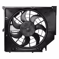 radiator fan assembly for BMW 3 series E46 17117525508 17117561757 17117540617 17111437713