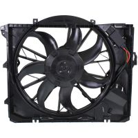 cooling fan  for BMW 3 series E90 17427562080, 17427522055, 17427543560