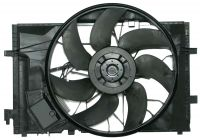 cooling fan  for M-BENZ W203 2035000293, 2035050255