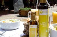 Certified organic culinary argan oil