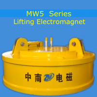 Lifting Magnet for Lifting and Move Ferromagnetic Materials