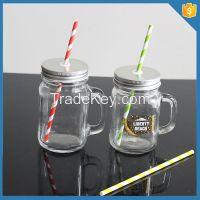 wholesale 500ml glass mason jar