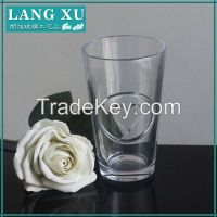 wedding decorative drinking glass cup