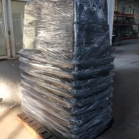 customized rotomolded plastic tilt truck /OEM fabricated cast trolly