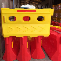 Plastic protection roadway
