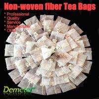 non-woven fabric filter roll heat seal tea basg pyramid