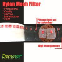 Nylon mesh roll striangle tea bags material heat seal