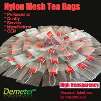 pyramid tea bags materials nylon mesh roll