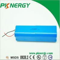 24V 12ah Lithium Ion Battery Rechargeable Icr18650 Li-ion Batteries Pack for E-Bike