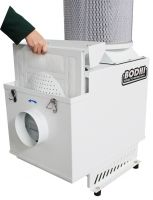BODHI high efficiency HEPA oil mist filter/mist collector/oil mist separator